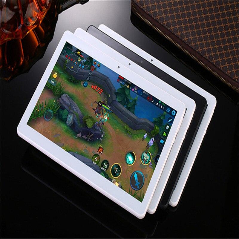 10 pulgadas Tablet PC Octa Core 2 GB RAM 32 GB ROM Dual SIM Cards Android 5.1GPS