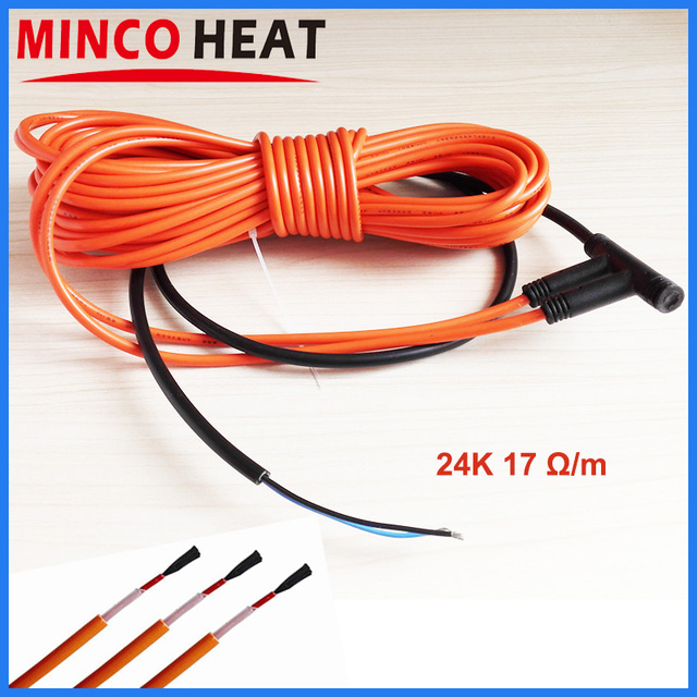 aliexpress com buy easy installation water proof connection easy installation water proof connection assembled carbon fiber infrared heating floor heating wire electric floor