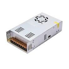 12 В 30A 360 Вт импульсный блок питания адаптер светодиодные полосы Трансформаторы освещения 12 В для 3d принтера запчасти