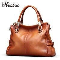 2018 New Women Genuine Leather Handbags 100 Cow Leather Shoulder Bags Luxury Designer Women Messenger Bags