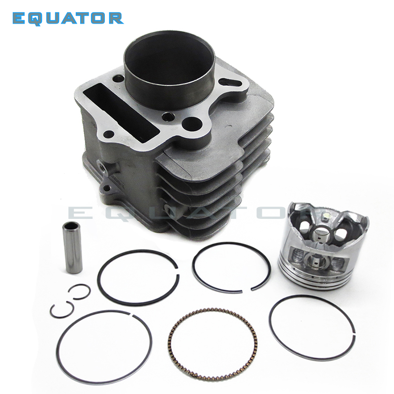 Motorcycle Motorcross parts Ying Xiang YX 140 Engine 56mm Bore Cylinder With 56mm Pitston Fit YX 140cc SSR YCF IMR Dirt Pit Bike motorcycle accessories new right cylinder body motorcycle engine parts for lifan 140cc engine cylinder body engine parts gt 725