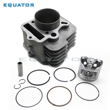 Motorcycle Motorcross parts Ying Xiang YX 140 Engine 56mm Bore Cylinder With 56mm Pitston Fit YX 140cc SSR YCF IMR Dirt Pit Bike фото