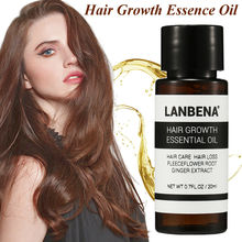 Hair Faster Growth Essence Beauty Essential Oil Liquid Treatment Preventing Loss Care Andrea 20ml