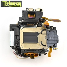 60D Mirror Box Main Body  With Shutter Assembly And Viewfinder Unit  Camera Replacement Parts For Canon