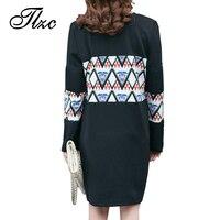 Hot Sale Fashion Lady Straight Dress Korean New Brand Dress Loose Style Top Quality Women Black