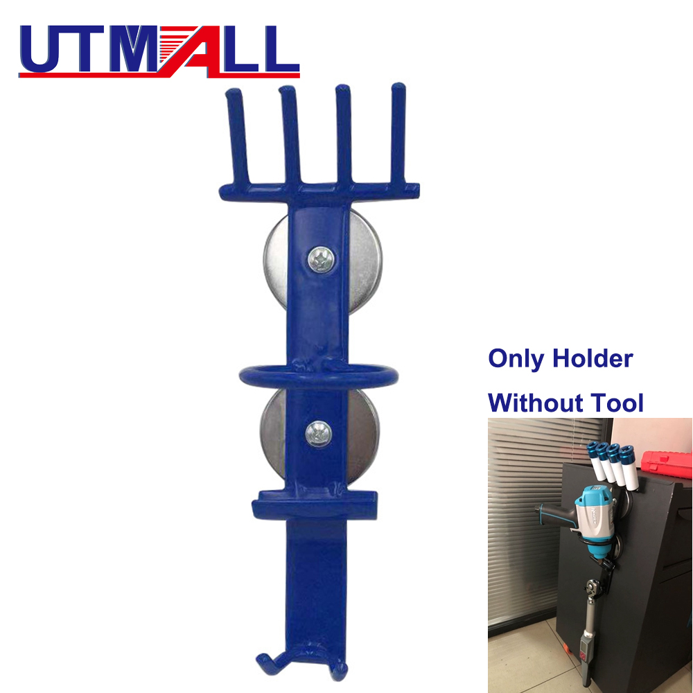Strong Magnetic Air Tools Holder For Impact Wrenches Sockets Etc 15 Kg Wrench Holder Tool