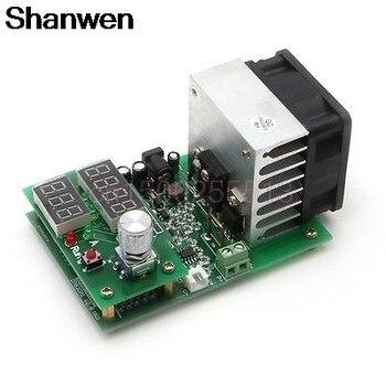 9.99A 60 Вт 30 В постоянного тока Электронные нагрузки разряда Батарея Ёмкость тестер