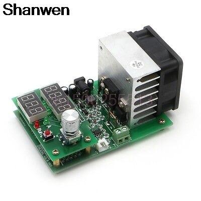 9.99A 60 Вт 30 В постоянного тока электронный сброс нагрузки тестер емкости аккумулятора