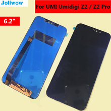For UMI Umidigi Z2 Z2 Pro LCD Display and Touch Screen+Tool Digitizer Assembly Replacement Accessories все цены