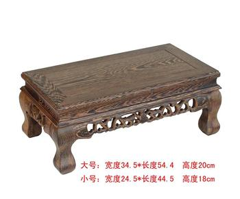 Extra large chicken wings wood carving HangJi furnishing articles household act the role ofing is tasted jade Buddha mammon base on the green sandalwood carvings handicraft furnishing articles kettle pot of buddha aquarium household act the role ofing