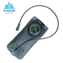 AONIJIE Hot Sale 2L Water Sports Bag Bladder Hydration Camping Hiking Climbing Military Green Water Bag TPU Pack Hiking Cycling
