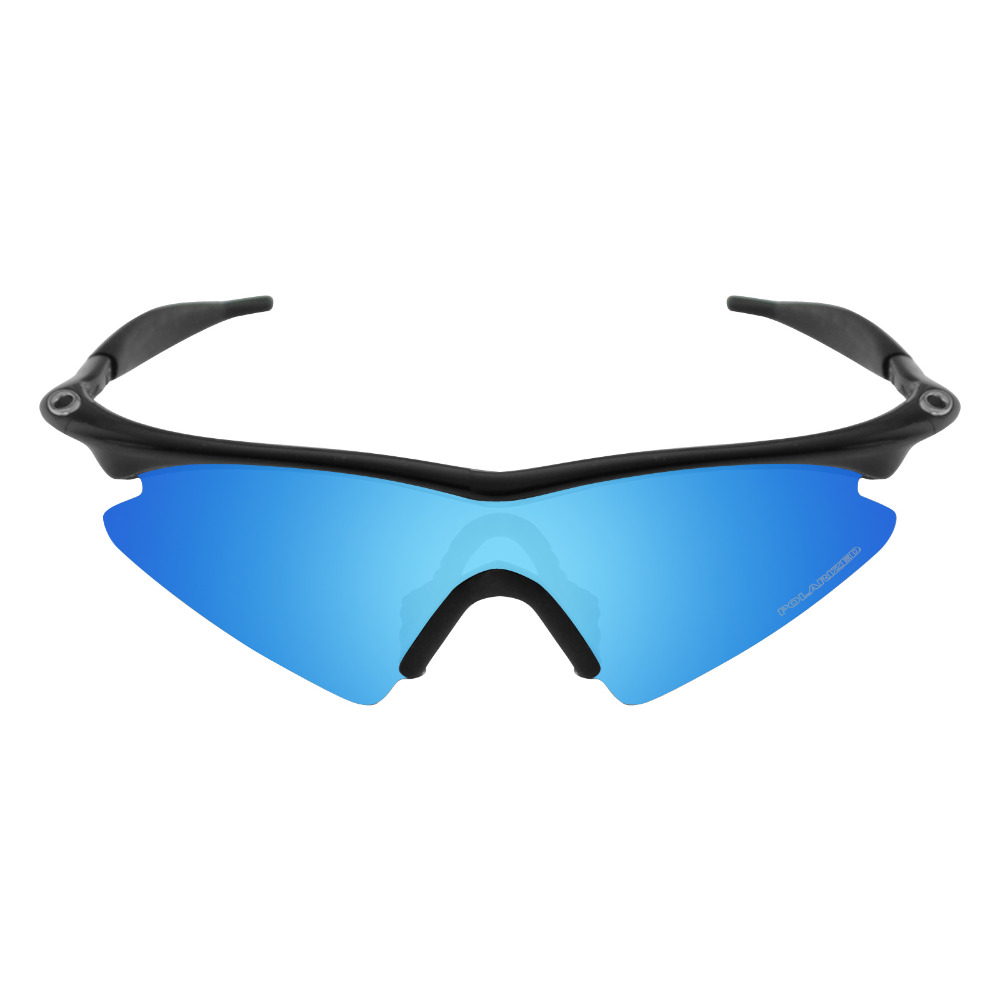 8f7ceb80fa Mryok+ POLARIZED Resist SeaWater Replacement Lenses for Oakley M Frame  Sweep Sunglasses Ice Blue-in Accessories from Apparel Accessories on  Aliexpress.com ...