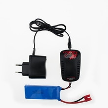 EU plug balance charger7.4V 2500mah 2S RC Drone Syma X8C Lipo Battery For Wltoys V262 X8W X8C X8 Quadcopter Helicopter SparePart