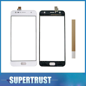 High Quality For Asus Zenfone 4 Selfie ZD553KL Touch Screen Lens Glass Sensor Digitizer Black White Gold Color With tape|Mobile Phone Touch Panel| |  -