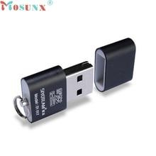 USB 2.0 Micro SD TF T-Flash чтения карт памяти адаптера Mosunx futural цифровой Лидер продаж высокое Скорость F30