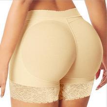 Sexy Lady Butt Lift Briefs Fake Ass Hip Up Padded Lingerie Butt Enhancer Shaper Panties Push Up Bragas Seamless Underwear Shaper