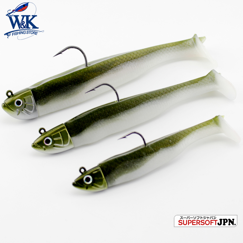 Fishing lure kits vs minnow lures Jig head black soft lure 9 cm paddle tail with 14g jig head 5pcs box lead head jig hook soft fishing lures rubber minnow fishing lure artificial silicone bait 9 3g 10cm 14g 8cm