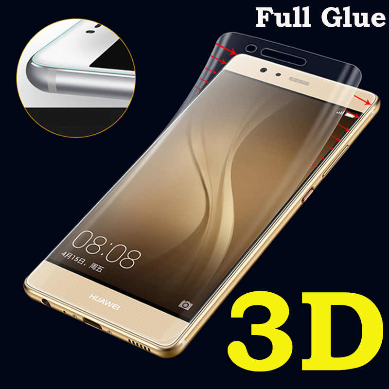 GXE 3D Curved Full Cover Tempered Glass Screen Protector For