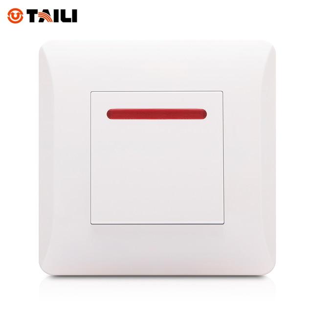 Aliexpress Com   Buy Taili Brand Wall Switch Panel 1 Gang