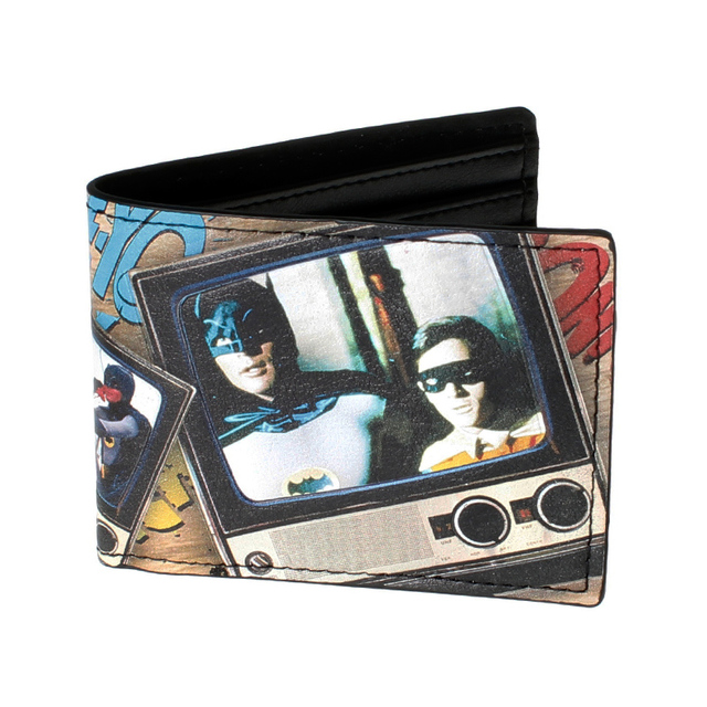 Кошелек Бэтмен DC Comics модель №10