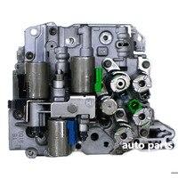 Тестирование оригинальные AF33 5 AW55 50SN AW55 51SN RE5F RE5F22A Электромагнит коробки передач клапаны тела (B или C код) для Volvo Chevrolet Saab