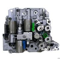 Original AF33 5 AW55 50SN AW55 51SN RE5F RE5F22A Transmissão Solenóide Válvulas Corpo (B ou C Código) para Volvo Chevrolet Saab|Peças e transmissão automática|Automóveis e motos -