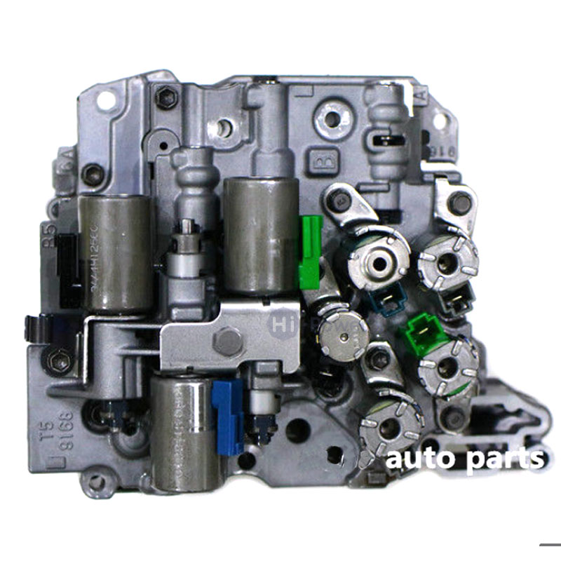 Original AF33-5 AW55-50SN AW55-51SN RE5F RE5F22A Transmission Solenoid Valves Body (B Or C Code) For Volvo Chevrolet Saab
