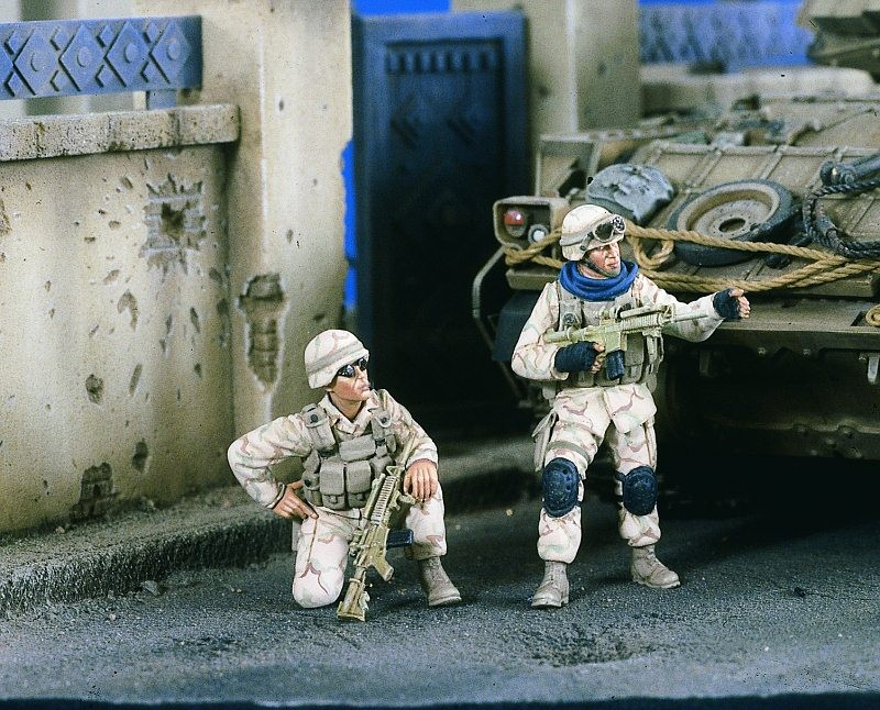 1:35 Bagdad Patrol