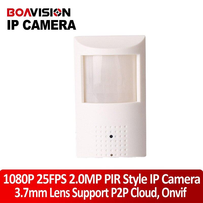 bilder für PIR STIL HD 1080 P Ip-kamera Onvif H.264 2,0 Mega Pixel P2P ansicht Plug and Play 3,7 MM Objektiv Sicherheit Netzwerk Cctv-kamera IP