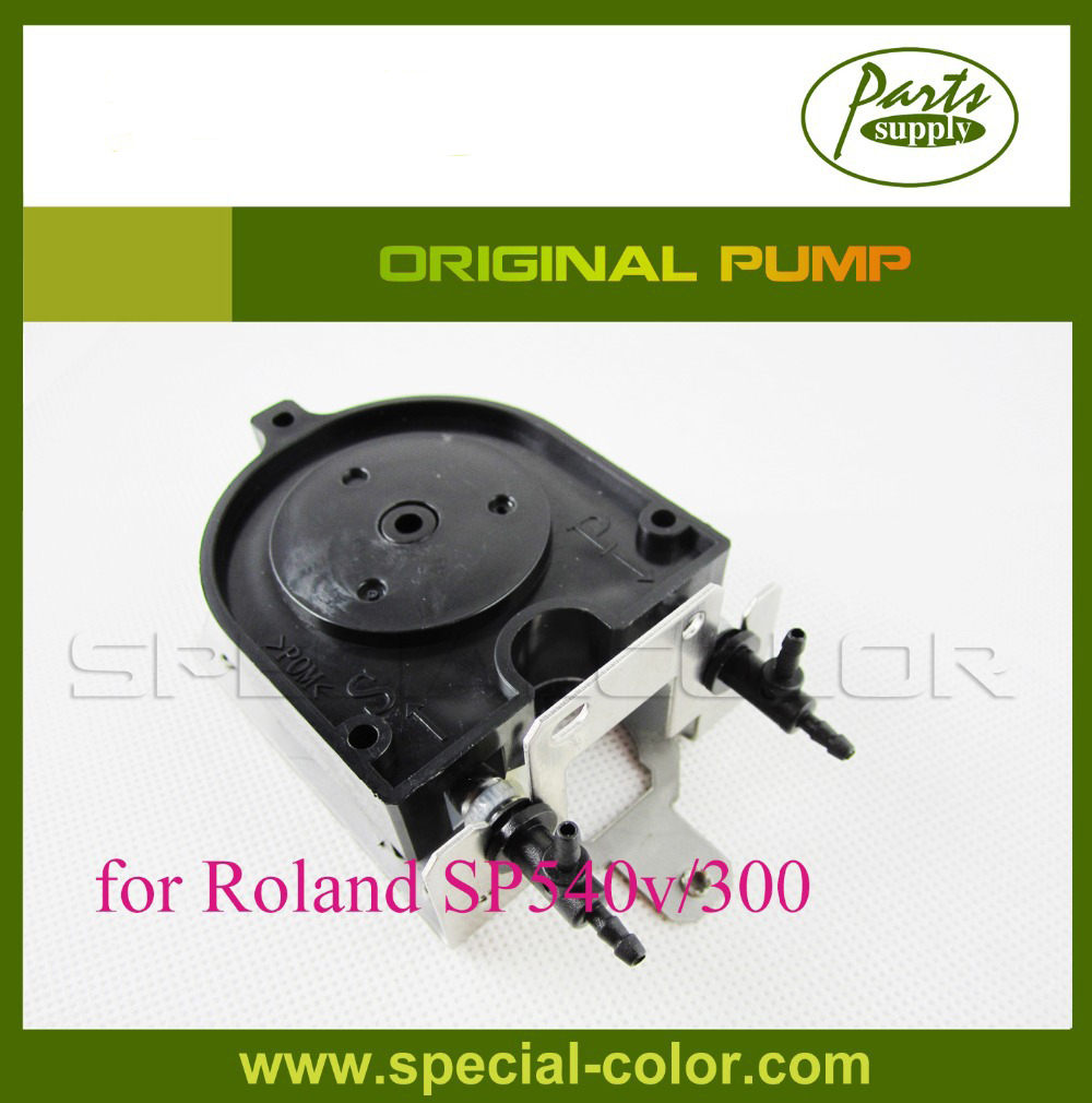New Ink pump for roland SP540V/300 roland sj 540 sj 740 fj 540 fj 740 6 dx4 heads board