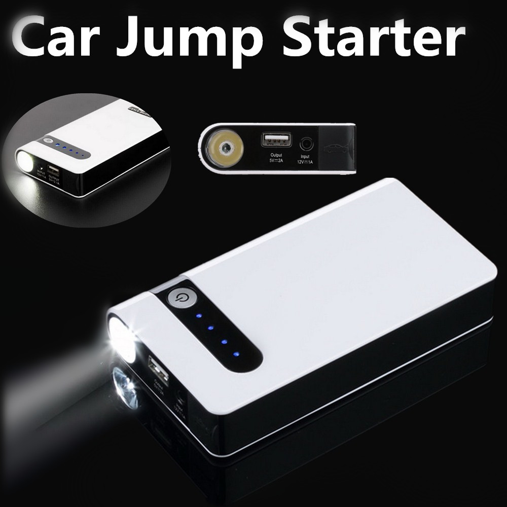 Car Jump Starter Discount Mini Multifunction Emergency Charger Battery Booster Power Bank Jump Starter For Car 12V