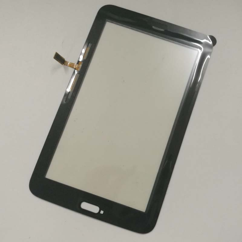 Black/White For Samsung T110 SM-T110 Galaxy Tab 3 Lite 7.0 Digitizer Touch Screen Panel Sensor Glass Replacement
