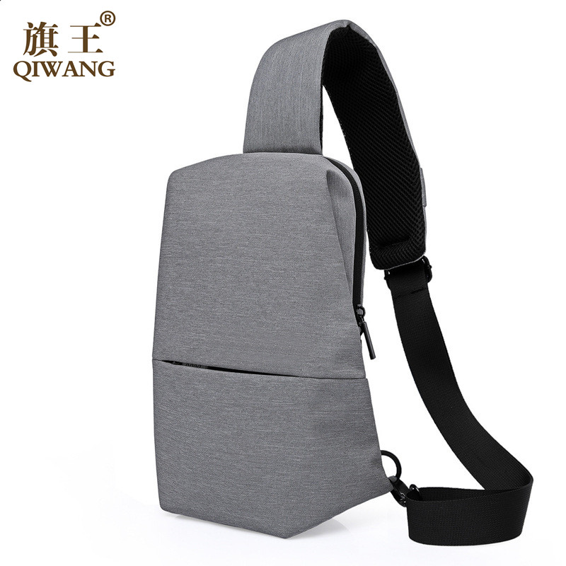 Xiaomi Chest Bag pack for Men Oxford Cloth shoulder Crossbody Bags for Men Messenger Fashion Zipper Shoulder Bag Casual polyester 600d oxford cloth borsa termica pranzo lunch cooler thermal lunch bags tote shoulder bag with zipper bolsa isotermica