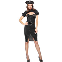 Fashion New Cool Fantastic Black Cat Cosplay Party Costumes For Adult Festival Halloween Performance ForWomen