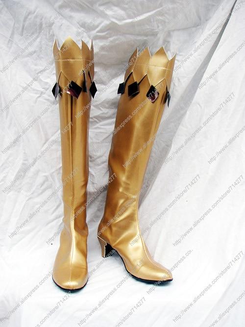 Free shipping Custom Cheap Gold Galaxia Shoes from font b Sailor b font font b Moon