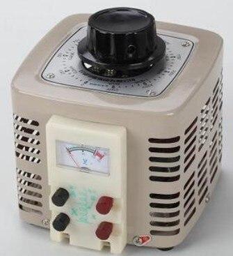 ФОТО 200W Household single phase Voltage Regulators 0-250V is adjustable Transformer