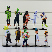 10Pcs Dragon Ball Z  Action Figure Model