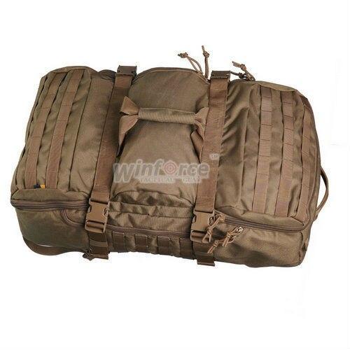 Winforce Tactical Gear Wc 11 Doppel Duffle Bag 100 Cordura