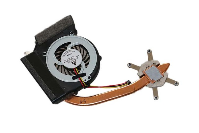 original Thinkpad lenovo L420 L421 L520 heatsink fan coling 04W1463 test well Integrated graphics thermal module