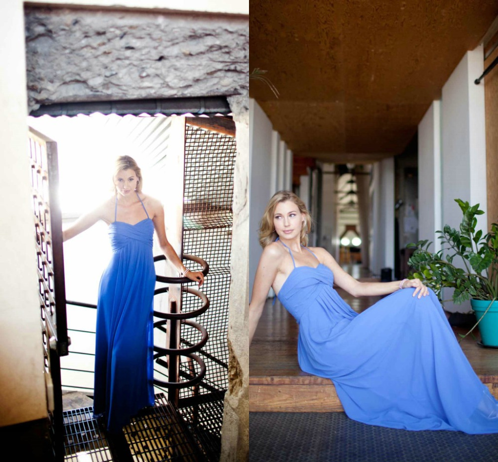 Modest affordable bridesmaid dresses reviews online shopping affordable halter backless blue long bridesmaid dresses a line modest elegant women wedding party gowns vestideo para marinhas ombrellifo Image collections