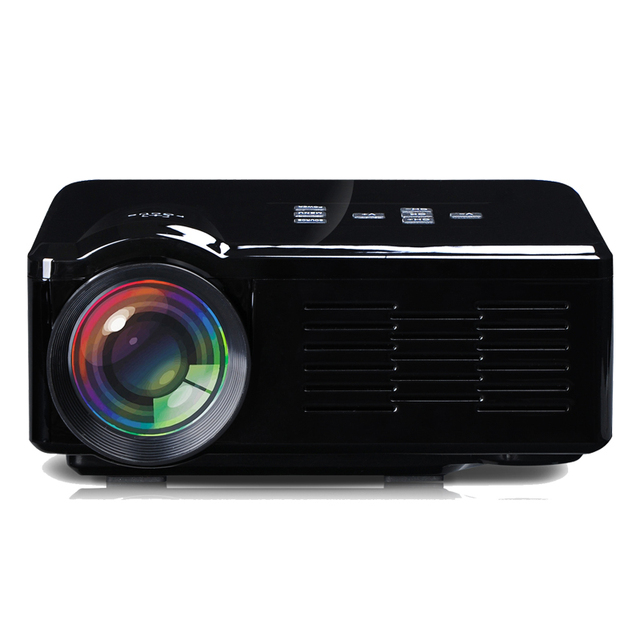 Mais novo BL-35 1000 Lumens LED LCD HD de Vídeo 3D Home Theater Mini TV DVD game Projetor Proyector Beamer Projetor fábrica atacado
