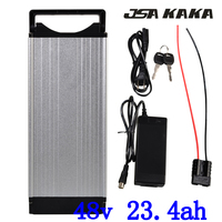 48 V 48 48 V 1000 W bateria de lítio da bateria V 22AH 48 v 23ah bateria bicicleta elétrica da bateria ebike com BMS e carregador de 54.6 V 2A 30A