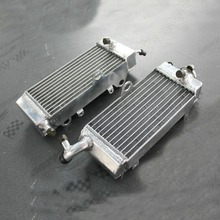 HI-PERF. ALUMINUM RADIATOR For YAMAHA YZ250 WR250 1990 1991 1992 1993 engine cooling parts