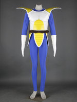 Dragon Ball Z Vegeta I Cosplay Costume Custom Any Size 6 Piece New Outfit