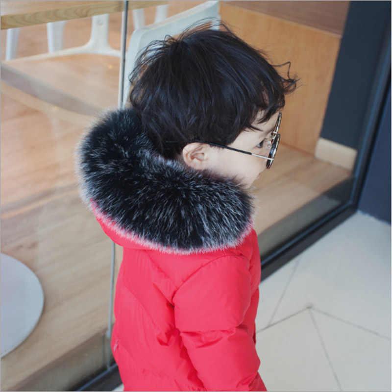 ... Детская зимняя одежда для новорожденных Зимняя одежда Комбинезоны для  маленьких детей теплый зимний комбинезон для маленьких 012f215a34fcc