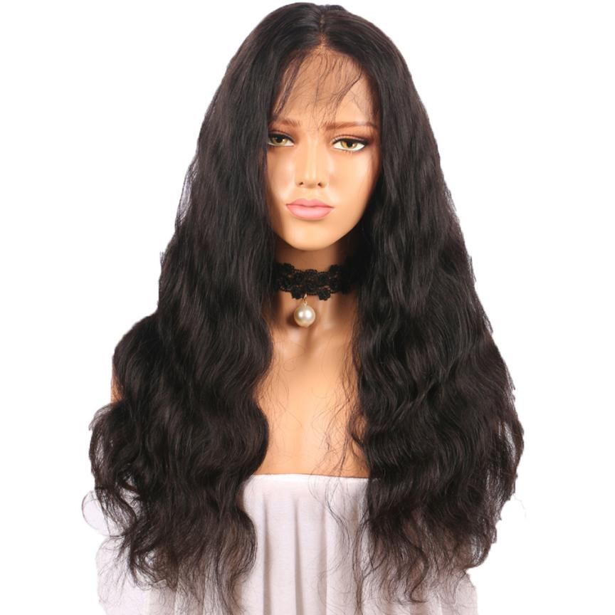 Curly Wig Glueless Full Lace Wigs Black Women Indian Full Wig 0703