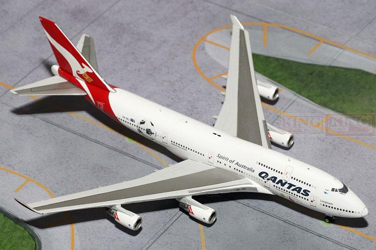GJQFA1440 GeminiJets Australia air B747-400ER World Cup 1:400 commercial jetliners plane model hobby gjcca1366 b777 300er china international aviation b 2086 1 400 geminijets commercial jetliners plane model hobby