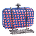 Mini Polyester Evening Clutch Bags Lady High Grade Casual Evening bag Dinner Bag/Clutch Purse/Bridal Wedding Bags 1030