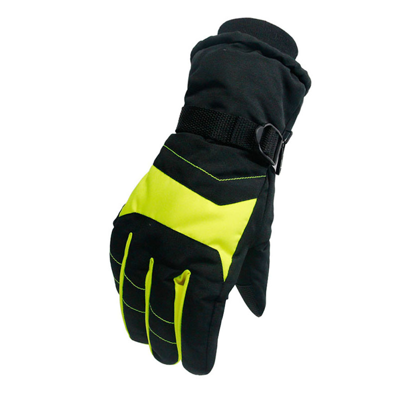 Outdoor Windproof Sport Golves Wear-resistant Riding Ski Gloves Waterproof Snow Motorcycle Mountain Skiing Gloves Bthi