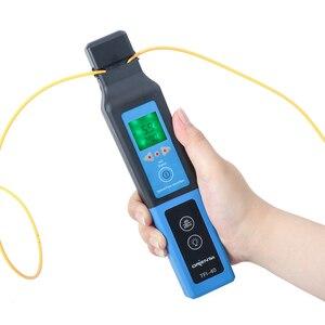 Оригинальный TFI-40 идентификатор оптического волокна (не нужно менять патроны) детектор идентификатора живого волокна